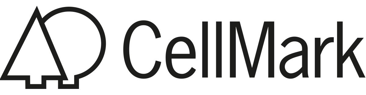 CellMark Logo Black