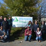 group of volonteers bridgeport