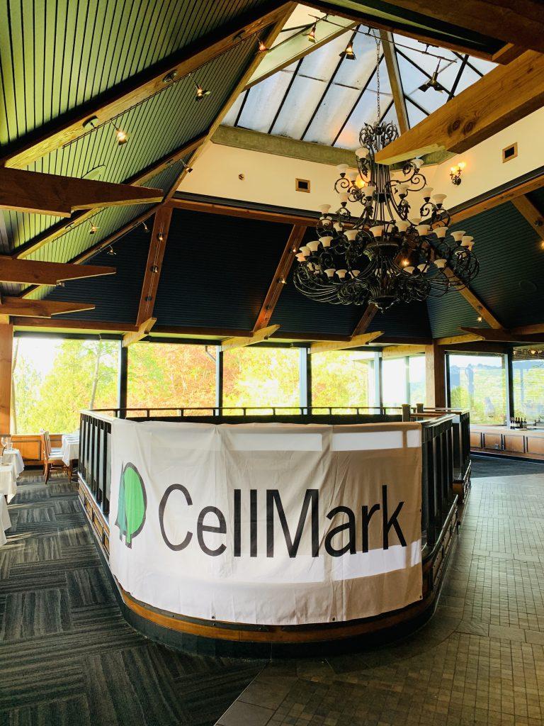 cellmark logo banderol