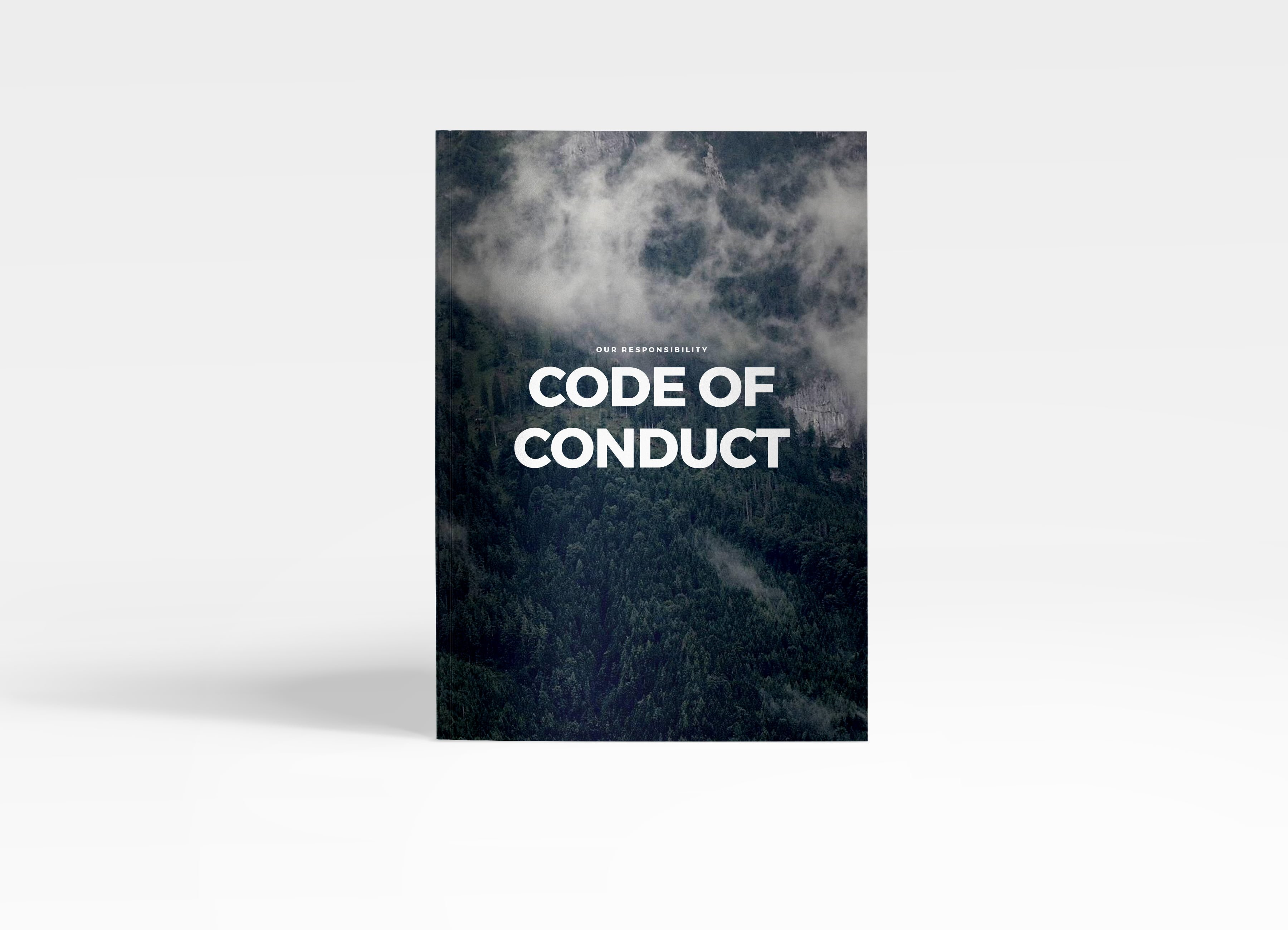 frontpage of cellmark code of conduct