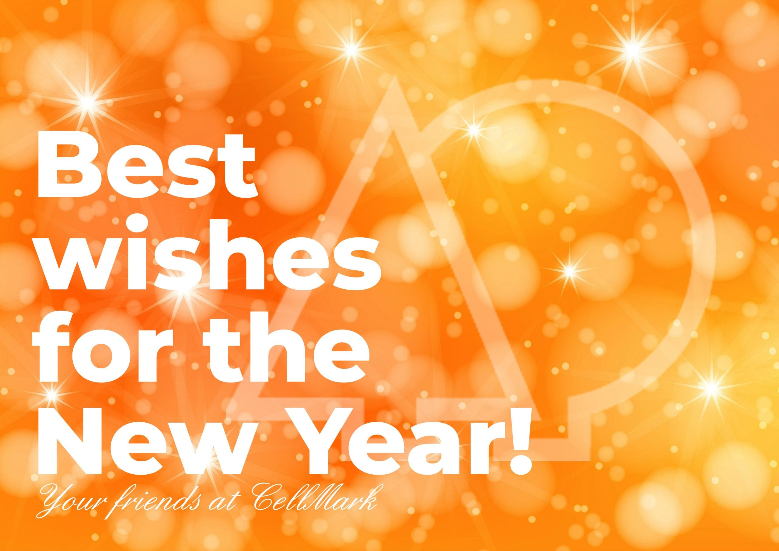 Happy New Year 2020 Cellmark