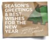 cellmark season's greetings card 2020