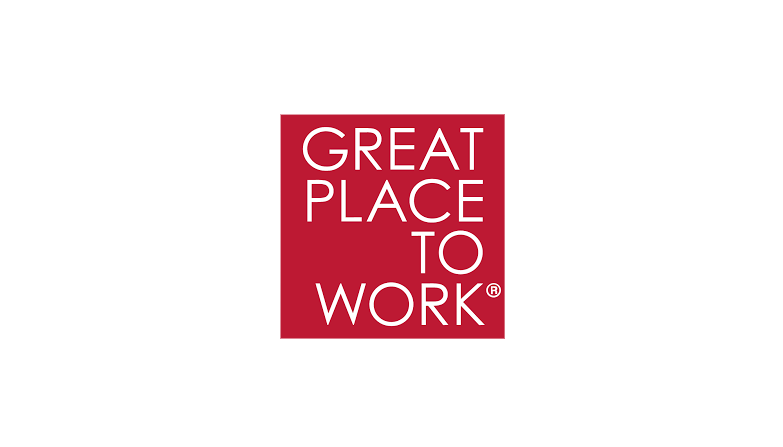 red great place to work logo